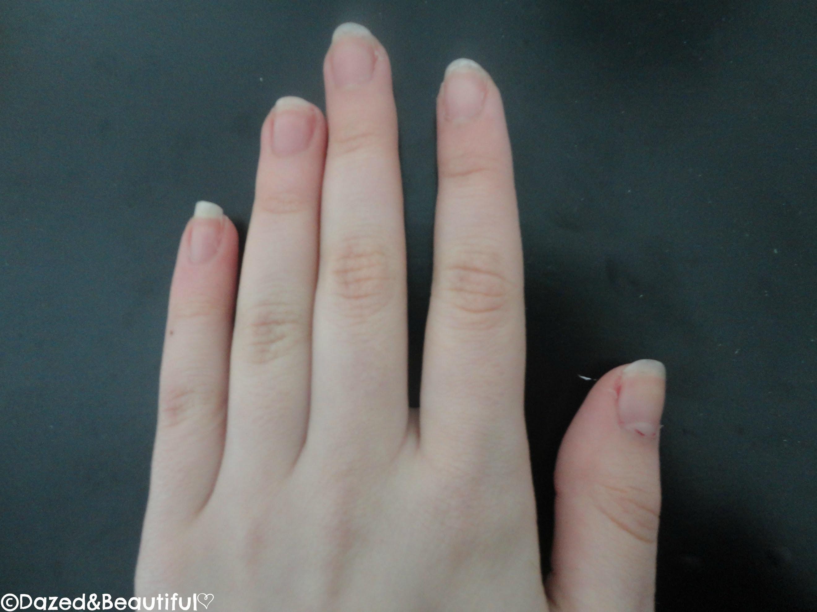 The Perfect Manicure   Dazed&Beautiful