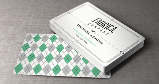Retro Business Card | Business Cards Templates | Pixeden