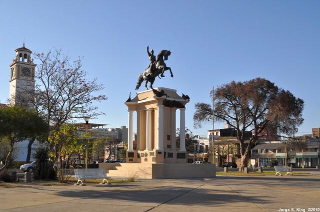 Monumento al General San Martín II