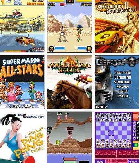 Descargar juegos para celular tactil gratis java.