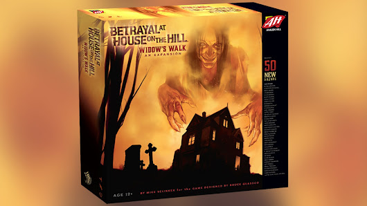 Betrayal at the House on the Hill Gets a Terrifying New Expansion | Geek and Sundry
