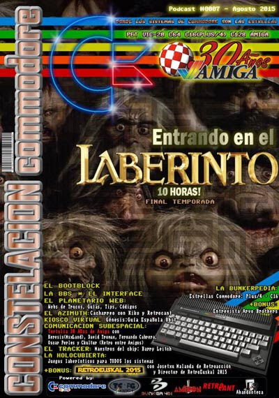 Podcast 007 - Entrando en el laberinto