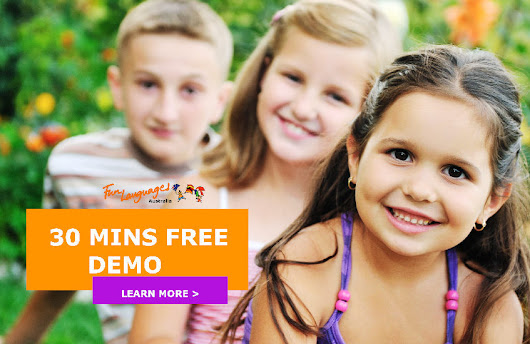 30 mins FREE DEMO at your childcare! | LCF Fun Languages Australia