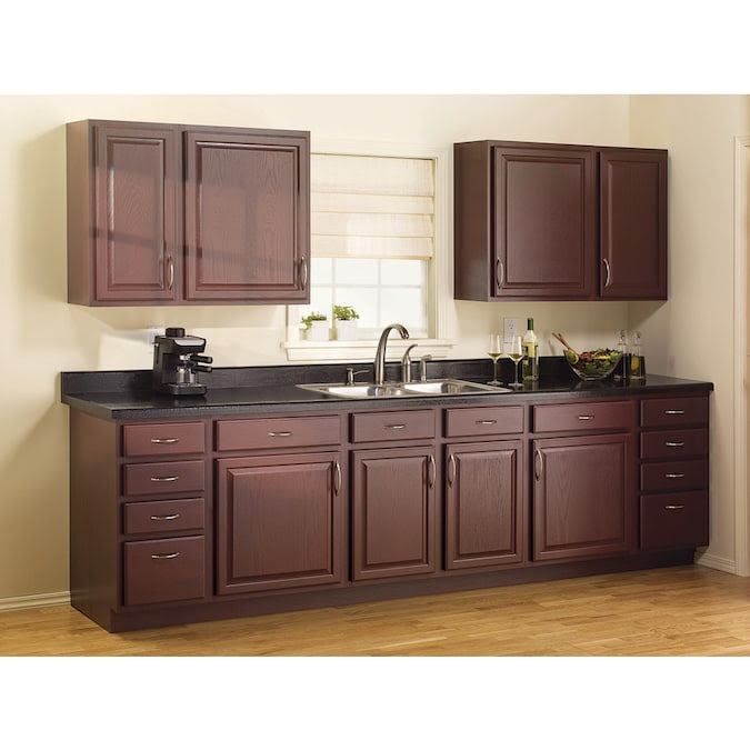 Rust-Oleum Cabinet Transformations Dark Base Satin Cabinet ...