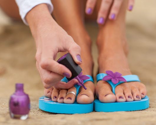 Del Sol Nail Polish Brings Back Vacation Memories under the Sun | Del Sol