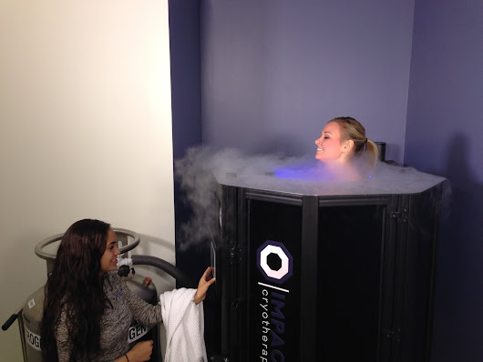 Examining Effects of Whole Body Cryotherapy | Berman Chiropractic Blog