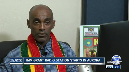Radio station serves as a link to Colorado immigrants