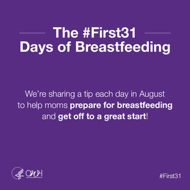The #First31 Days of Breastfeeding
