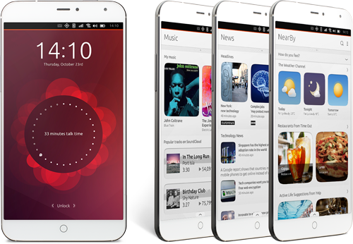 Meizu launches the Ubuntu MX4 for Developers in China