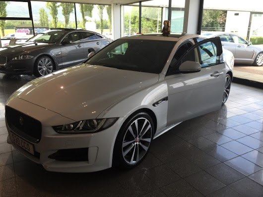 Jaguar XE Forums - R sport 240