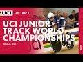 Vídeo de la 2ª jornada del Campeonato del Mundo junior de pista 2018