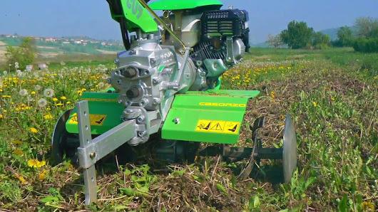 Casorzo macchine agricole s r l motocoltivatori for Youtube motozappa