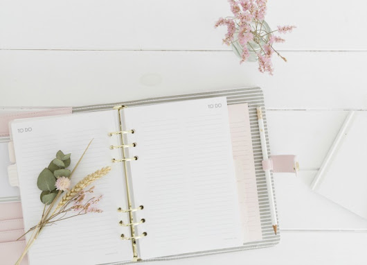 3 Ways to Use a Bullet Journal for Self Care | Setting My Intention