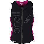 O'Neill Women's Wakeboarding & Waterskiing Slasher Comp Vest