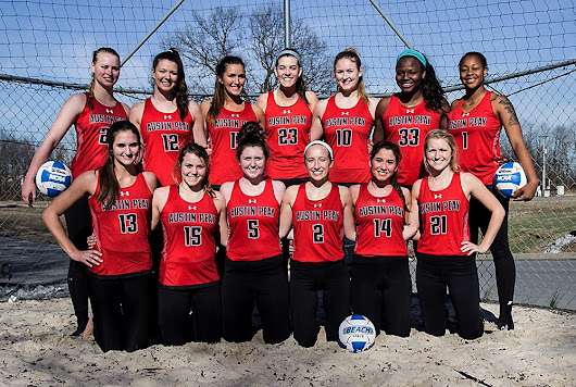 Instant Peay Play: APSU Beach Volleyball's historic start begins this week - Clarksville, TN Online