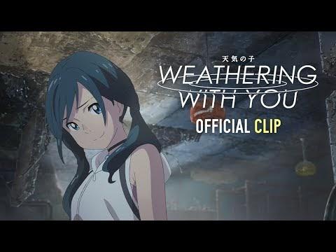 GKIDS Mengungkapkan Trailer Kedua English Dub Film Anime Weathering With You