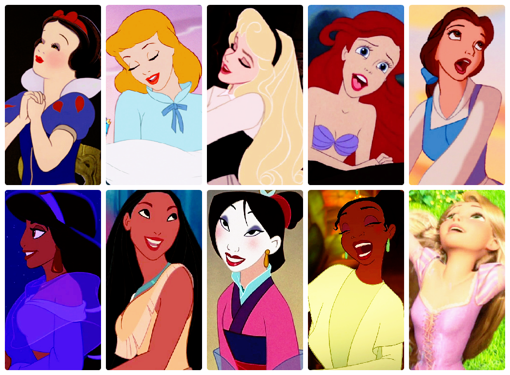 DP Songs Month - Disney Princess Photo (38509642) - Fanpop