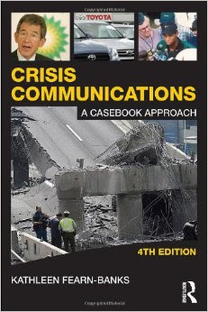 Judul Buku : Crisis Communications: A Casebook Approach (Fourth Edition) Penulis : Kathleen Fearn-Banks Penerbit : Routledge, 2011 Tebal  : 396 halaman