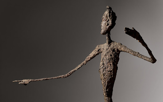 There's a New Most Expensive Sculpture by Alberto Giacometti, Again