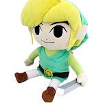"For Nintendo Zelda The Wind Waker Link Plush Toy, 8"""