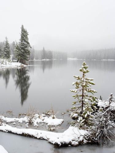 Snowy pass, Yellowstone
