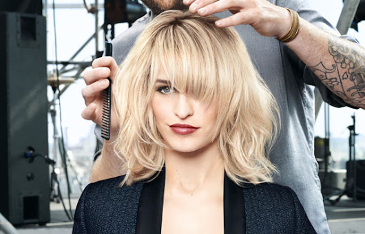 IT-LOOKS Frisurentrends Frühjahr/Sommer 2015 ∼ Life Haarstudio Trends