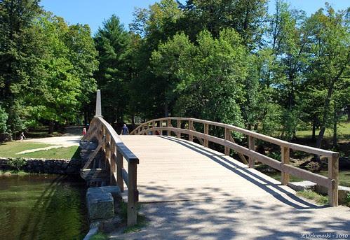 The Old North Bridge, Concord