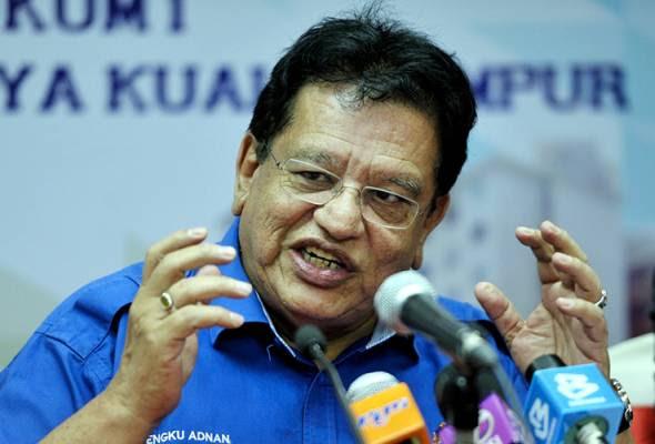PAU 2017: Tumpu kemenangan PRU14 - Tengku Adnan