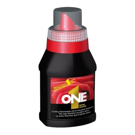 Fertilizante líquido ONE 500 ml.