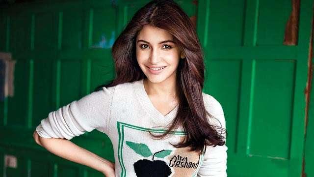 Anushka Sharma-Vogue India