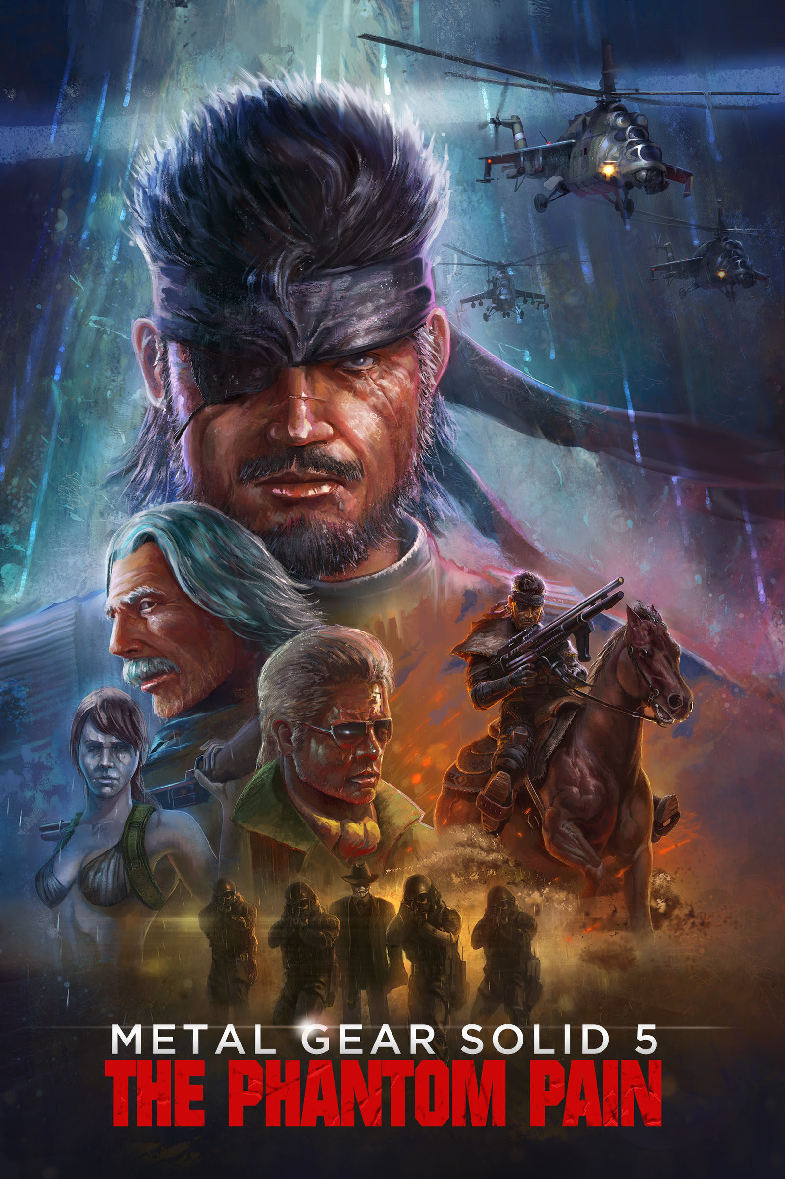 Mgsv Wallpaper Iphone 81 Images