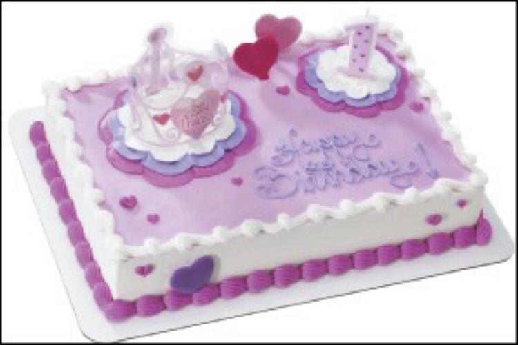 1st Birthday Princess Cake For Girls Fashion Slap