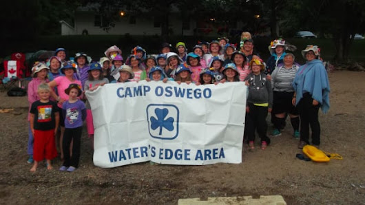 Be prepared: 1,000 girl guides gather at Rockwood Park