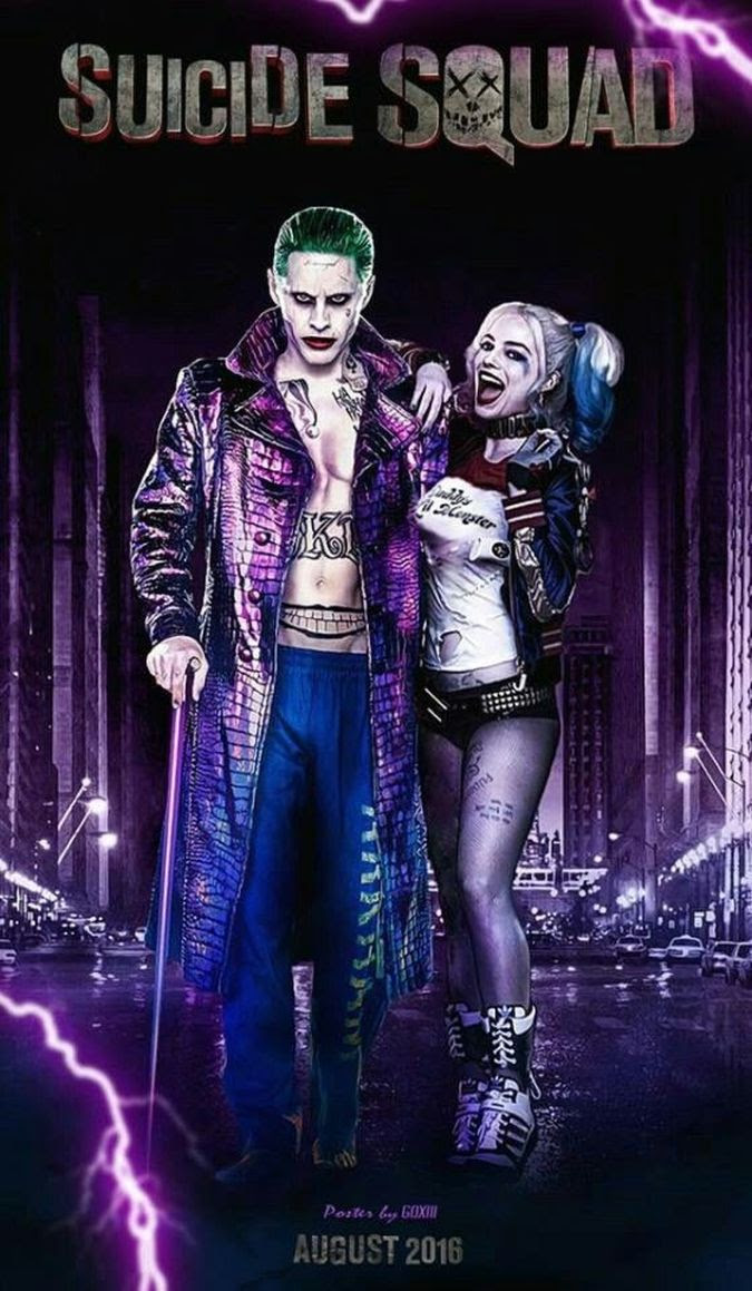 Suicide Squad El Joker Intenta Asesinar A Harley Quinn En Esta