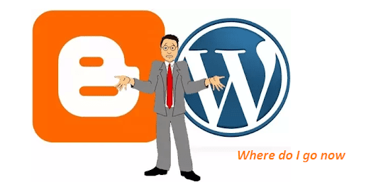 Wordpress vs Blogger which one should I choose | Mynewsfit