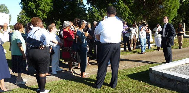 P1000510-2011-09-24-APC-Sacred-Spaces-South-View-Cemetery-Tour-Rev- Dr-Michael-N-Harris