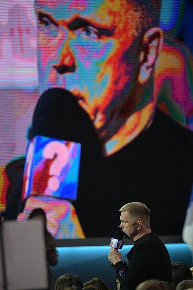 Grande conferenza stampa, Vladimir Putin.