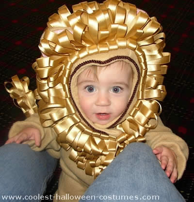 Coolest Homemade Lion Costumes