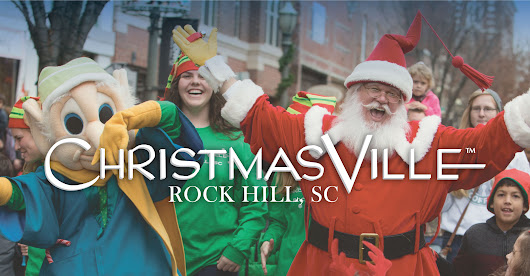 ChristmasVille Rock Hill | WINDOW CONTEST