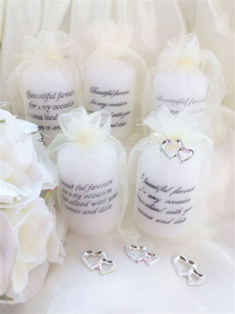100 Cheap Wedding Favour Ideas For Under £1 Each!   Real