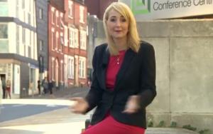 Repórter da BBC é assediada enquanto gravava reportagem sobre assédio