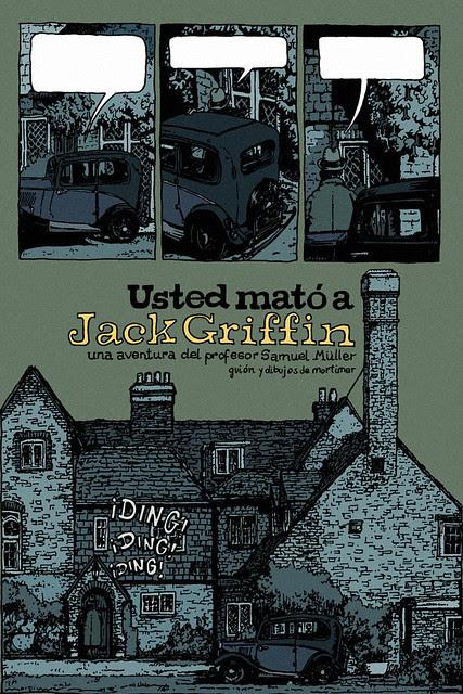 Usted mató a Jack Griffin 1