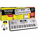 for Dummies Fd05107 - Piano for Dummies 61-Key Keyboard Starter Pack