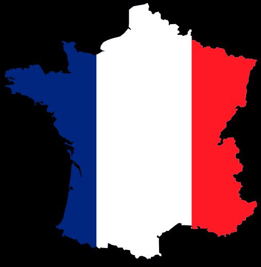 flag france myspace