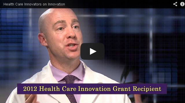Video: Health Care Innovators on Innovation