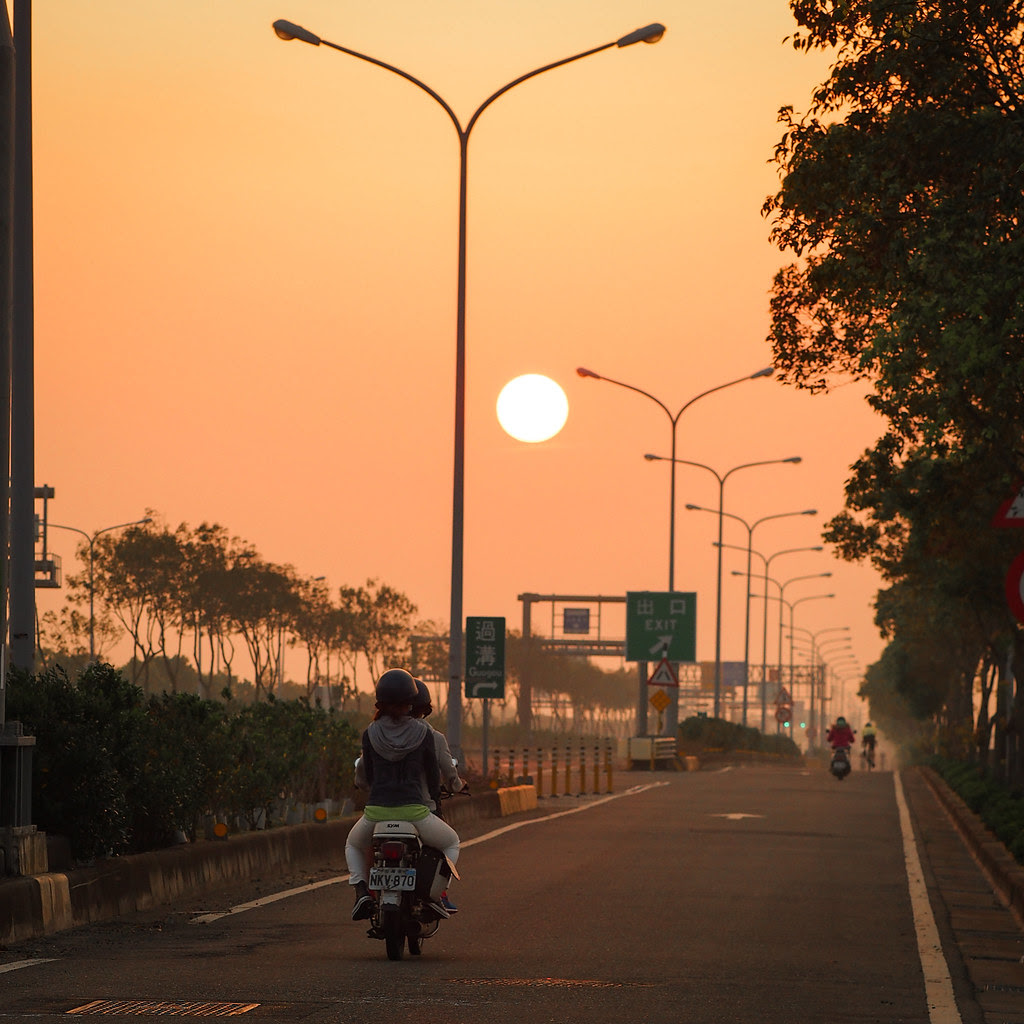*Sunset|75mm