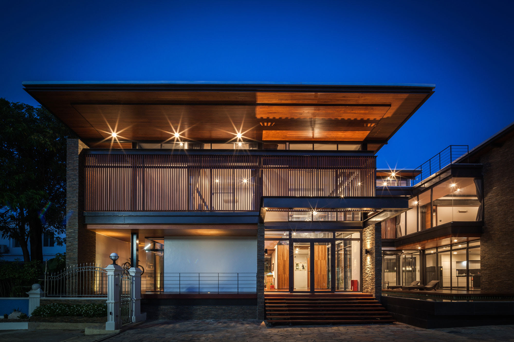Modern Thai House Design Architecture Design For Home
