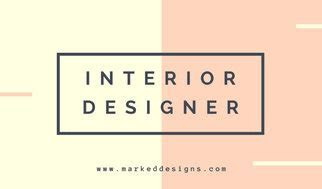 Customize 1,035  Interior Designer Business Card templates