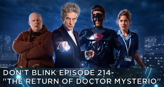 Don't Blink Doctor Who Podcast - Golden Spiral Media- Entertainment Podcasts, Technology Podcasts & More