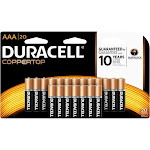 Duracell Coppertop Batteries, AAA - 20 count